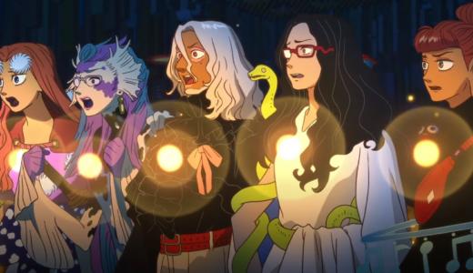Belle [Spoiler] Qui est à l'origine du mystérieux As ! ?